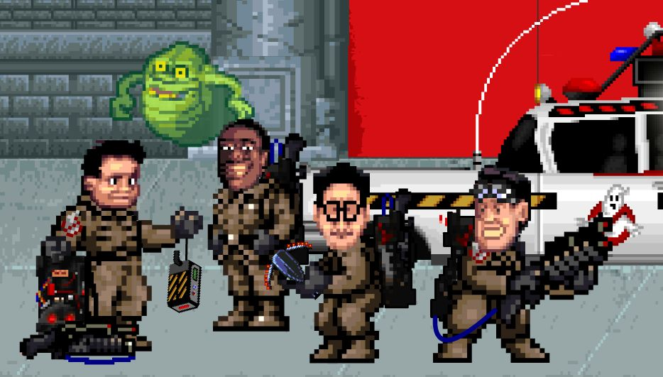 Ghostbusters B.I.P. #1