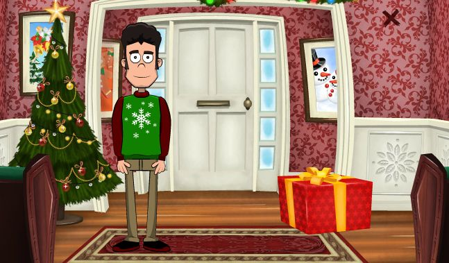 Jerry�s Merry Christmas