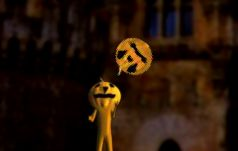 Pumpkin Head�s Halloween Blast